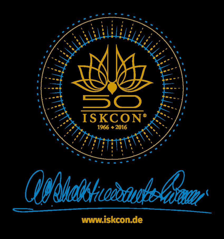 ISKCON-50_Logo-DE
